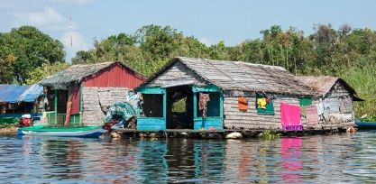 Discover Floating Villages