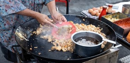 Discover local cuisine in Penang