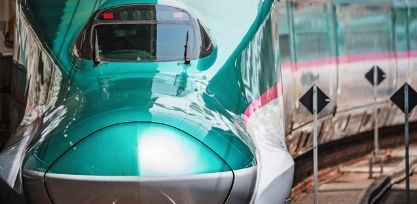 Ride a Shaikansen Bullet Train