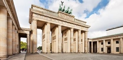 See Berlin's Brandenburg Gate