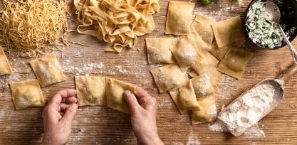 Learn to Make Pasta in Florence