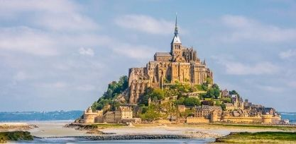 Take a Trip to Mont Saint-Michel