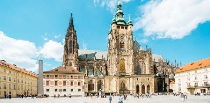 See the Treasures in St Vitus Cathedral