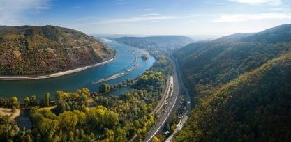 Travel Along the Rhine Valley