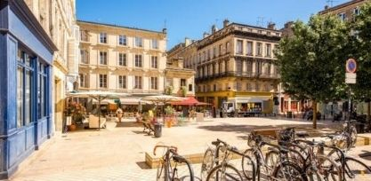 Take a Cycling Trip Around Bordeaux