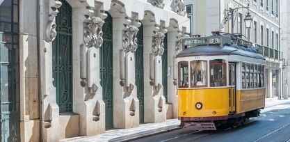 Soak up the Atmosphere on the Streets of Lisbon