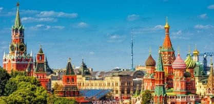 Visit Moscow and Red Square