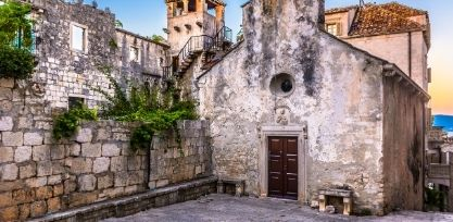 See Marco Polo's Birthplace Korcula