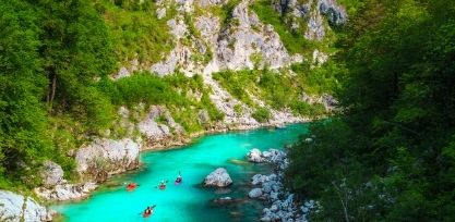 Get Active in Bovec