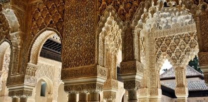 Tour the Beautiful Alhambra