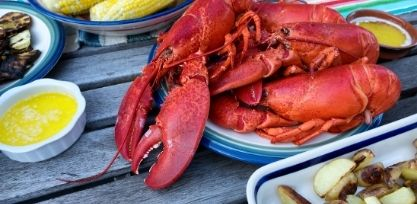 Eat the Best Lobster in Shediac
