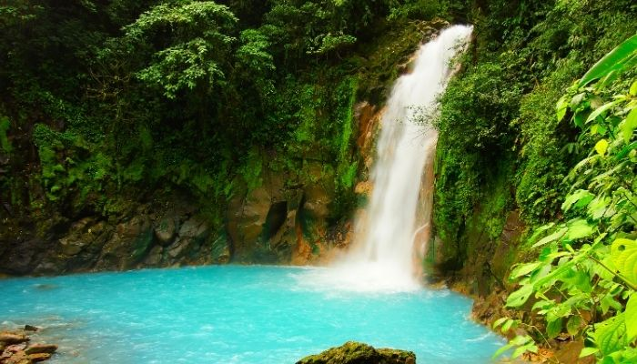 Best Time to Visit Costa Rica - waterfall