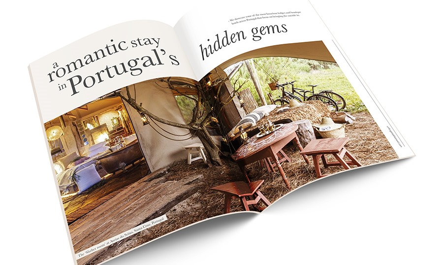 Unforgettable travel Magazine - Portugal