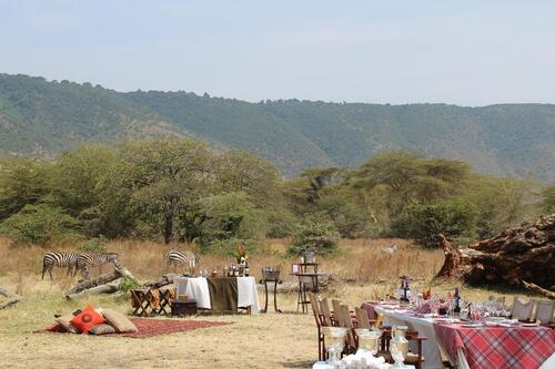 The Manor Elewana - Ngorongoro Crater