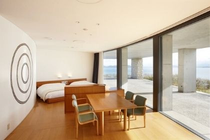 Benesse House, Naoshima Oval Suite