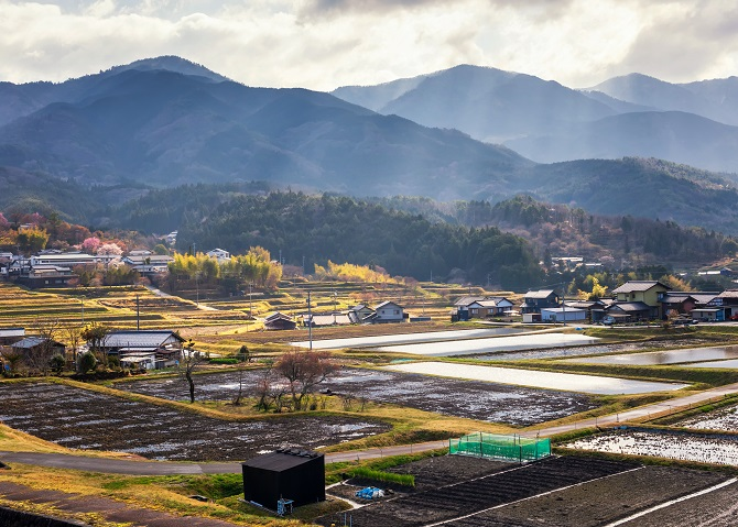 Kiso Valley, Japan