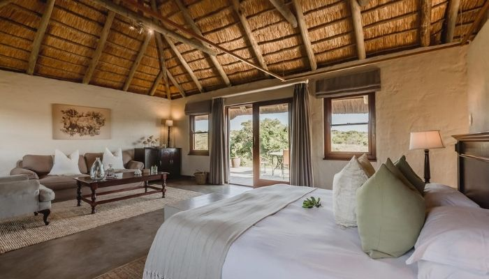 Hlosi Game Lodge, South Africa