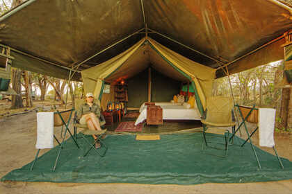 Young Explorers Twin Tent