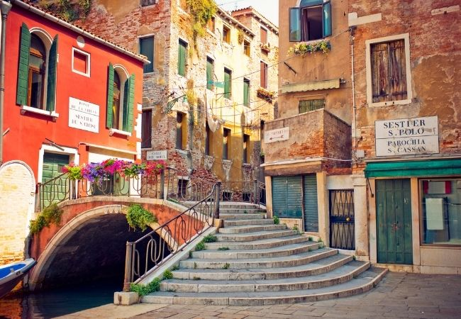 Experience Venice old City
