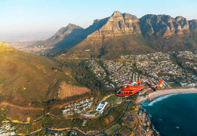 NAC Helicopters Cape Town