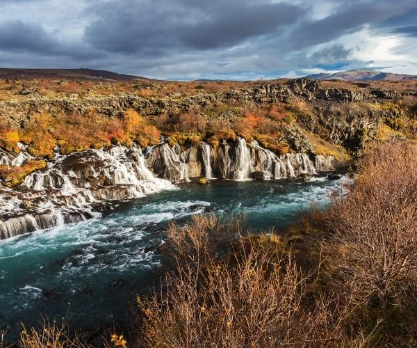 Fall in Iceland
